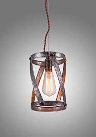 galvanized lighting fixtures. Interior, LightLady Studio Farmhouse Lights Industrial Pendant Lighting Alive Galvanized Light Fixtures 9: