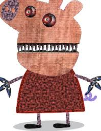 Image result for peppa pig nightmare