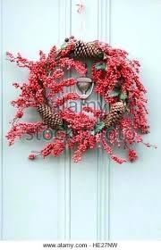 how to hang wreath on door ribb hang wreath door hang wreath glass door