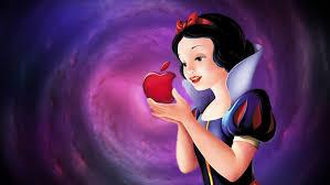 walt disney princess white snow and red apple desktop wallpaper hd 2560 1600