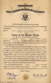 Best Solutions Of Army Promotion Certificate Template With
