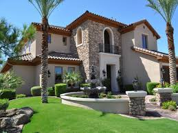Home Exterior Paint  And Golden Brown Colour Outer Photos - Home exterior paint colors photos