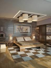 Modern Bedroom Interior Bedroom Decor Modern Bedroom Interior With Wooden Bed Frame And