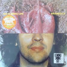 The <b>Flaming Lips</b> - <b>Brainville</b> (2015, Yellow Opaque, Vinyl)   Discogs
