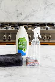 Delightful How To Clean Marble Countertops