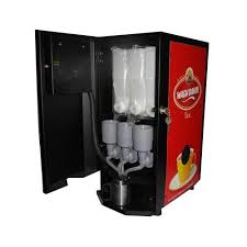 Automatic Tea Coffee Vending Machine