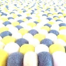 blue grey bathroom rugs yellow and gray imposing