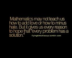 Inspirational Math Quotes. QuotesGram