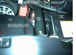 fast idle installation instructions for lb7 duramax figure 1 ecm and tcm location driver s side of engine compartment 2001 duramax diesel