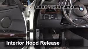 interior fuse box location 2006 2013 bmw 328i xdrive 2011 bmw open hood how to 2006 2013 bmw 328i xdrive