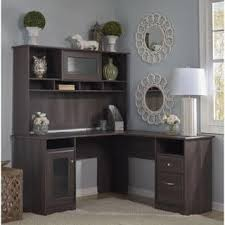 shaped computer desk home office. L Shaped Computer Desk With Hutch Desks Home Office Furniture For Less Overstock Com