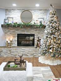diy stacked stone fireplace where there was none stone electric fireplace electric fireplaces and stacked stones