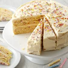 Confetti Birthday Cake Recipe Eatingwell