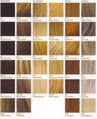 Clairol Nice Easy Color Chart Nice N Easy Hair Dye Chart