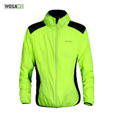 <b>WOSAWE Cycling Jacket</b> Motocross <b>MTB</b> Bicycle Bike Rain Coat ...