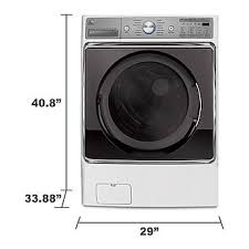 kenmore elite washer and dryer. kenmore elite 41072 5.2 cu. ft. front-load washer w/ and dryer r