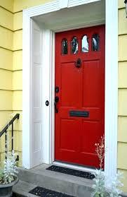 painting exterior wood door painting exterior wood door frame red wooden front door with white frame painting exterior wood door