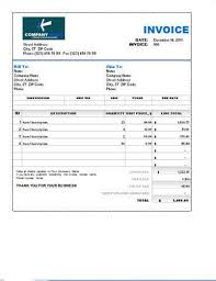example receipt template sales invoice templates 27 examples in word and excel hloom