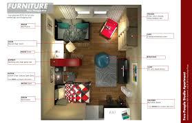 furniture for studio. Openfurniture Ideas For Small Apartments India Furniture Arrangement Studio Apartment