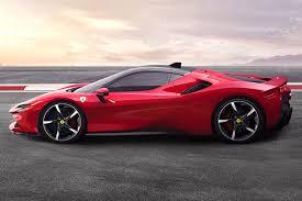 Sf90 Stradale Ferraris First Proper Production Hybrid