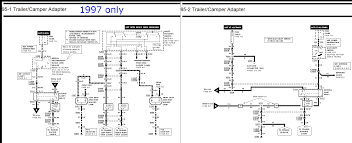 truck to trailer wiring diagram throughout for