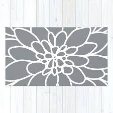 grey white area rug black grey white area rugs