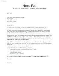 Receptionist Cover Letter With Salary Requirements Sample Cover Letter For Attorney Position Legal Secretary Cover