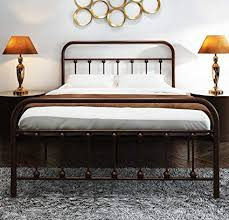 simple metal bed frame. Fine Metal Metal Bed Frame Full The SimpleStyle IronArt Double Has Inside Simple B