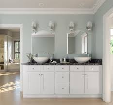 white shaker bathroom vanity. Arctic White Shaker Ready To Assemble Bathroom Vanities \u0026 Cabinets Vanity K