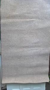 new grey rug 5 ft 4 ins x 3 ft 15
