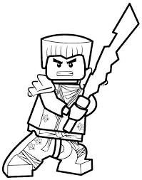 Small Picture Ninjago coloring pages lloyd ColoringStar