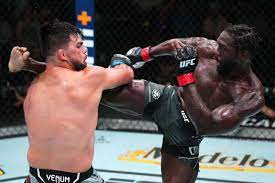 Jared Cannonier clears up 'broke' remark after latest UFC win: 'I would  like to get paid like an elite-level athlete' - MMA Fighting