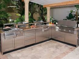 Attractive Außenküche Selber Bauen Bestellen Metallene Fronten Eingebaute Küchengeräte  Fertige Module