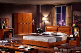 Solid Wooden Bedroom Furniture China Bedroom Furniture Solid Wood Bed Photos Pictures Made In