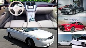 2015 Toyota Camry Convertible - news, reviews, msrp, ratings with ...