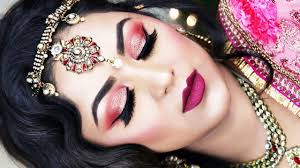 kashee s inspired bridal makeup in hindi indian stani south asian bridal makeup