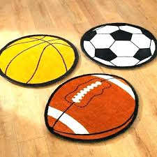 sports themed area rugs custom home interiors arabesque rug football bathroom sports themed area rugs