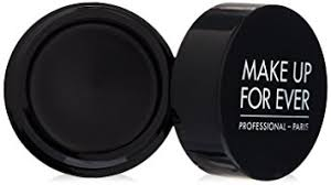 make up for ever aqua waterproof cream eye shadow no 1 black 0 24