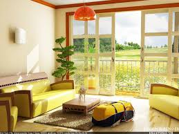 Yellow Chairs For Living Room 15 Yellow Rooms Messagenote