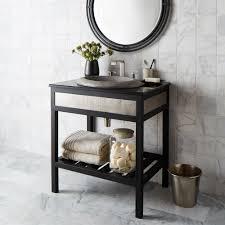 Brushed Nickel Bathroom Cabinet Cuzco Bathroom Vanity Brushed Nickel Native Trails