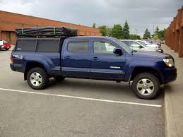 overland canada tacoma roof top tent