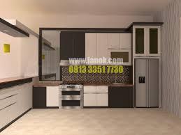desain kitchen set surabaya sidoarjo mojokerto