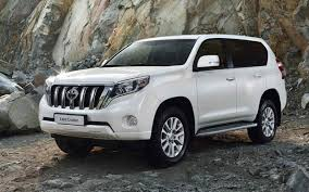 New Toyota Prado 2018 Model Release Date and Redesign | Car Models ...