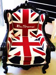 Ben Sherman Union Jack Chair