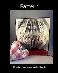 image is loading family book folding pattern to create your own