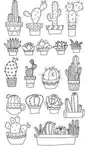 Pin By Danny Van Bayev On Tattoo Cactus Succulents Designs