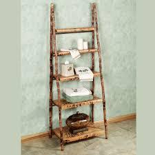 Bocca Ladder Display Shelf Tortoise. Click to expand