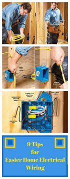 17 best ideas about electrical wiring electrical 9 tips for easier home electrical wiring