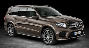 new car releases 2016 ukNew MercedesBenz GLS Launched In The UK Priced From 69100