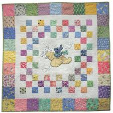 Applique Baby Quilt Patterns Awesome Inspiration